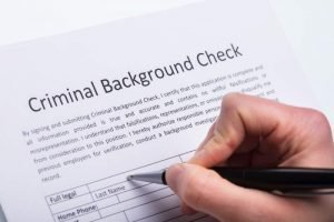 Pre-Employment Background Check-What Shows Up